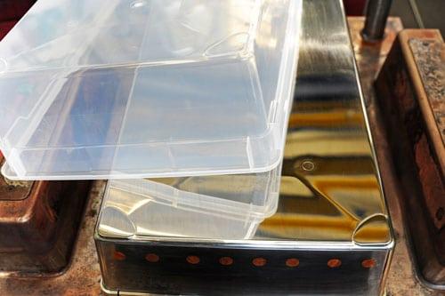 réparation de moule d'injection plastique